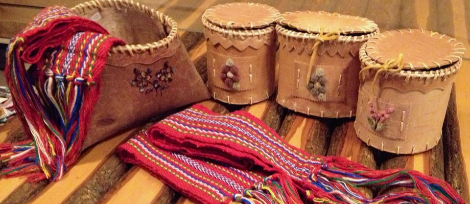 Aboriginal Handy crafts